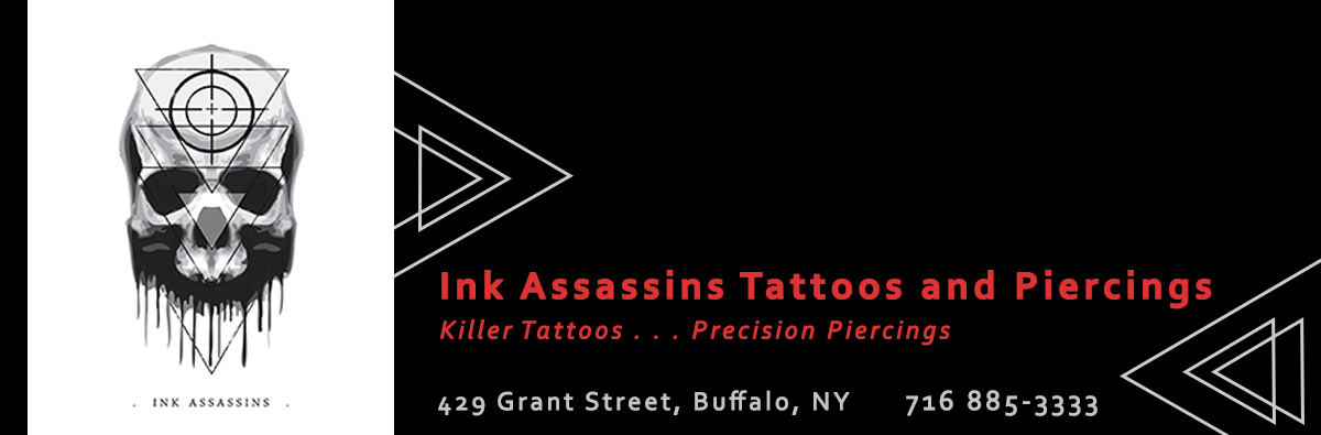 Ink Assassins Tattoos and Piercings